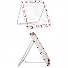 Rebounder frame with Yakimasport 100011 mesh