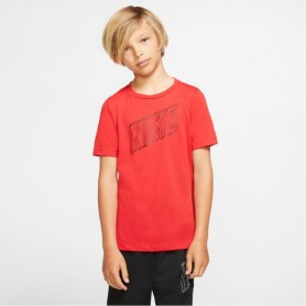T-shirt Nike B Nk Brthe Gfx Ss Top Junior BV3804-657