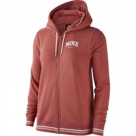 Sweatshirt Nike Hoodie FZ FLC Vrsty W BV3984-897