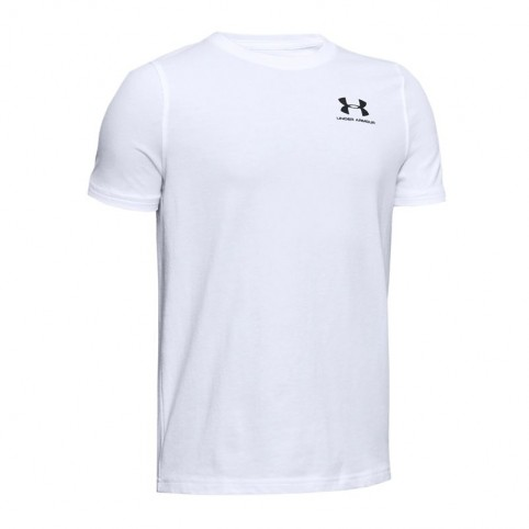 T-shirt Under Armor Charged Cotton JR 1347096-100