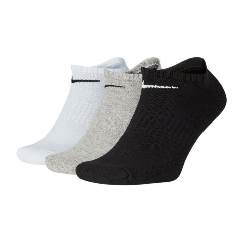 Nike Everyday Cushion No Show 3Pak M SX7673-901 socks