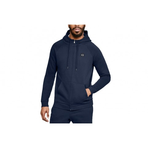Under Armour Rival Fleece Fz Hoodie 1320737-408