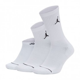 Nike Jordan Waterfall Socks 3Pak SX6274-100 socks