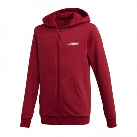 Adidas JR Essentials Linear FZ Hoodie Jr EI8003