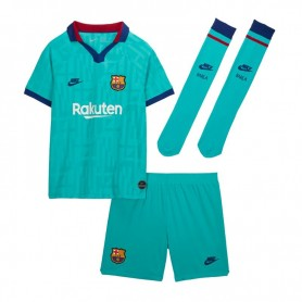 Nike JR FC Barcelona Breathe 3rd Jr AT2870-310 football kit