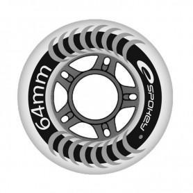 Spokey 64mm roller wheel 831383
