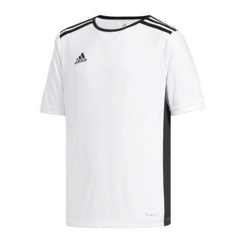 T-Shirt adidas Entrada 18 Jr CF1044