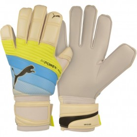 Puma goalkeeper gloves Puma evoPower Grip 2.3 Aqua 04122501