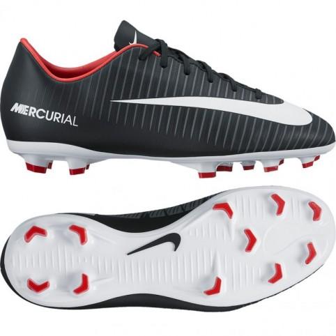 Nike Mercurial VAPOR XI FG Jr 831945-002 football shoes