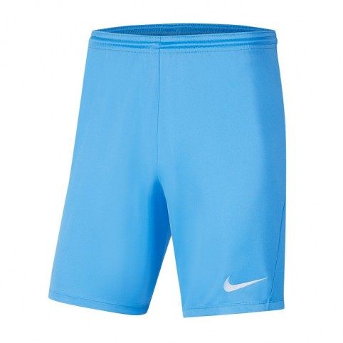 Nike Park III Knit Jr BV6865-412 shorts