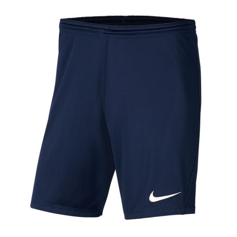 Nike Park III Knit Jr BV6865-410 shorts