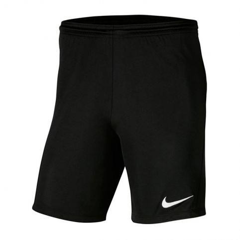 Nike Park III Knit Jr BV6865-010 shorts