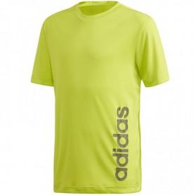 T-shirt adidas YB Linear Tee JR FM6863