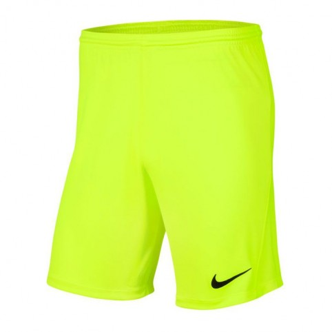 Nike Park III Knit Jr. BV6865-702 shorts