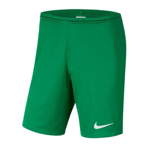 Nike Park III Knit Jr BV6865-302 shorts