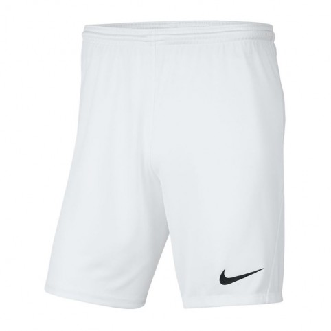 Nike Park III Knit Jr BV6865-100 shorts