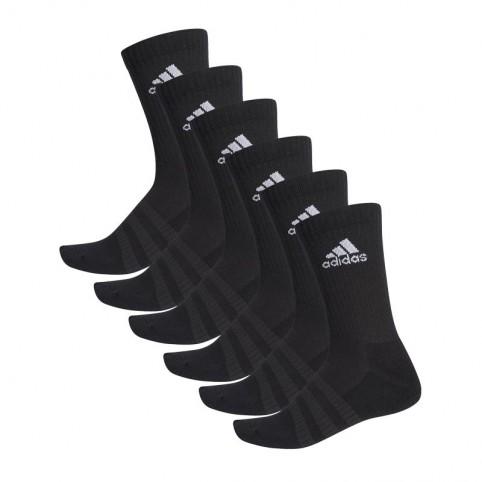 Adidas Cushioned Crew 6 Pak M DZ9354 socks