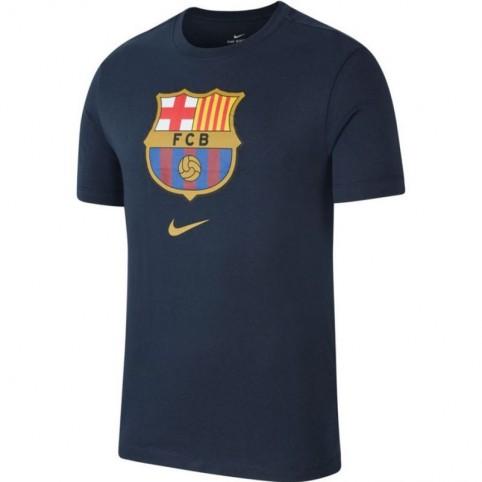 T-Shirt Nike FC Barcelona M NK Tee Evergreen Crest M CD3115-475