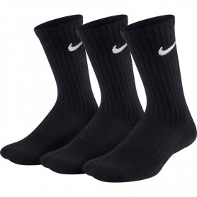 Nike Performance Cushioned Crew 3P JR SX6842-010 socks