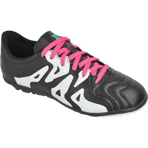 Adidas X 15.3 TF Leather Jr AF4788 football shoes