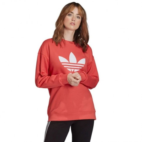 Sweatshirt adidas Originals Trefoil Crew Sweatshirt W FM3291