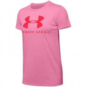 T-shirt Under Armour Graphic Sportstyle Classic Crew W 1346844-691