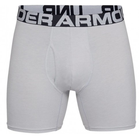 Under Armour Charged Cotton 6'' Boxerjock 3-Pack 1327426-012