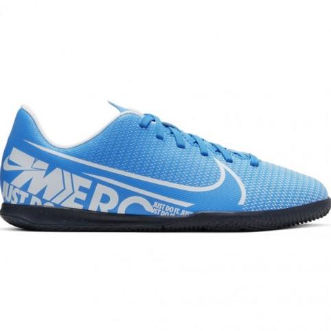 Nike Mercurial Vapor 13 Club IC Jr AT8169-414 football shoes