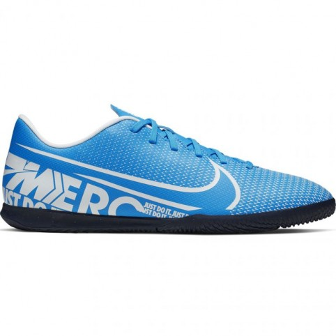 Nike Mercurial Vapor 13 Club IC M AT7997 414 blue football shoes