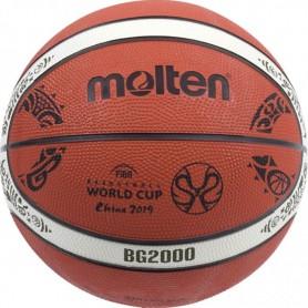Molten B7G2000-M9C basketball ball replica China 2019 WC