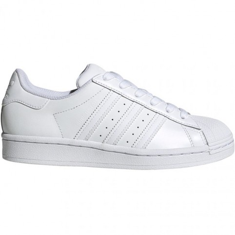 Adidas Superstar J white EF5399 children's shoes
