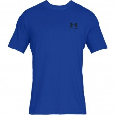 T-shirt Under Armour Sportstyle Left Chest SS M 1326799-486