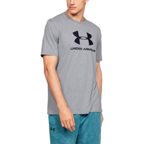 T-shirt Under Armor Sportstyle Logo SS M 1329590-036