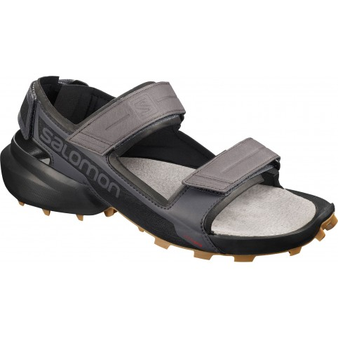 Salomon Sandals & Watershoes Shoes Speedcross Sandal Magnet/Black/Bk Παπουτσι Unisex