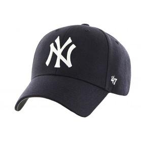 47 Brand MLB New York Yankees Jr Cap B-MVP17WBV-HM-YTH