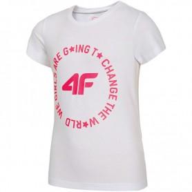 T-shirt 4F Jr HJL20 JTSD013A 10S