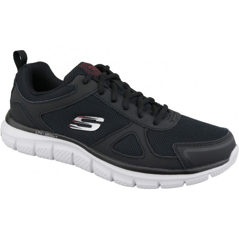 Skechers Track-Scloric 52631-BKRD