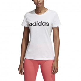 Adidas Essentials Linear Slim Tee training shirt W DU0629
