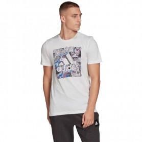 T-shirt adidas Doodle BOS M FN1752