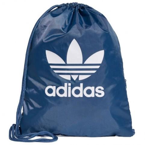 A bag of Adidas Originals Gymsack Trefoil FL9662