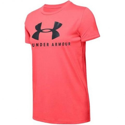T-shirt Under Armor Graphic Sportstyle Classiccrew W 1346844-820