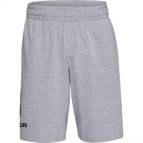 Spodenki Under Armour Sportstyle Cotton Logo M 1329300-035