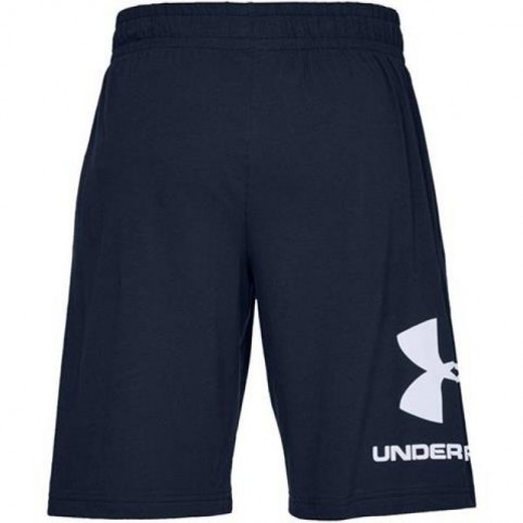Spodenki Under Armour Sportstyle Cotton Logo M 1329300-408