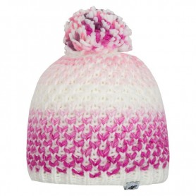 Winter hat 4f HJZ18-JCAD005 white