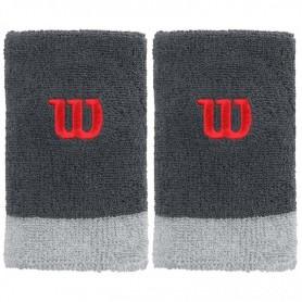 Wilson Extra Wide Wristband 2pcs WRA733511