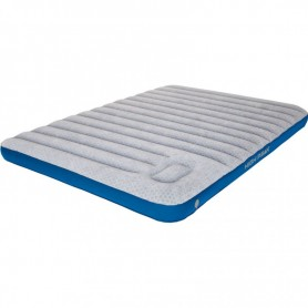 Velor Mattress High Peak Cross Beam Double Extra Long j. Gray blue 40045