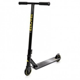 Stunt scooter Meteor Tracker black and yellow