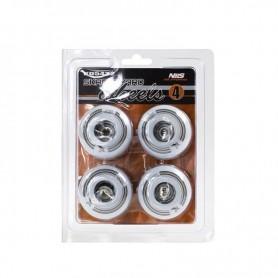 Skateboard wheels Nils Extreme KD5432 100A 54x32mm (4 pcs)