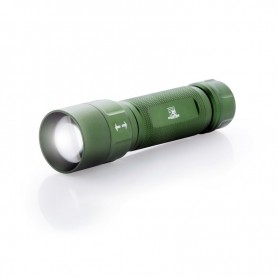 Aluminum Macgyver torch with smooth light regulation 200 LM 102275