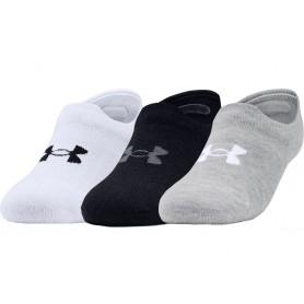 Under Armour Ultra Lo Socks 1351784-100